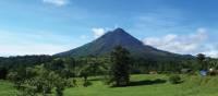 Arenal Volcano in La Fortuna | Sophie Panton